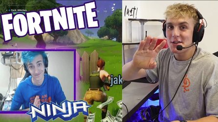 Fortnite - Youtuber Jake Paul nutzt den Hype, gründet Team 10 Gaming