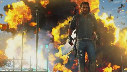 Just Cause 3 - Test-Video zum explosiven Open-World-Kracher