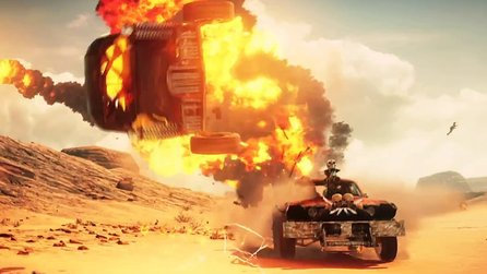 Mad Max - Story-Trailer: Savage Road