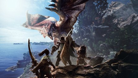 Monster Hunter World - So lange dauert die Kampagne des Action-RPGs