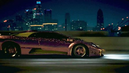 Need For Speed - Launch-Trailer: Gangster's Paradise