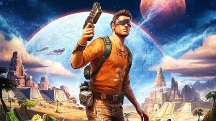 Outcast: Second Contact im Test - Das Open-World-Museum