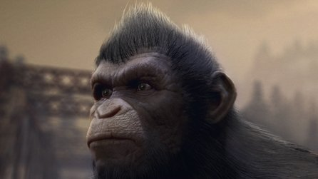 Planet of the Apes: Last Frontier - Ankündigungstrailer zum Film-Adventure