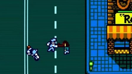 Retro City Rampage - Gameplay-Trailer zum 2D-Actionspiel