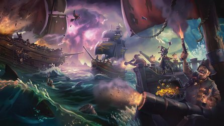 Sea of Thieves - Neues Entwickler-Video stellt die Skelett-Festungen vor