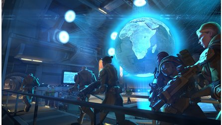 XCOM: Enemy Unknown - Second-Wave-Update schaltet neue Spieloptionen frei