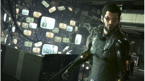 Deus Ex: Mankind Divided - Screenshots