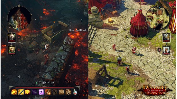 Divinity: Original Sin - Screenshots aus der Enhanced Edition