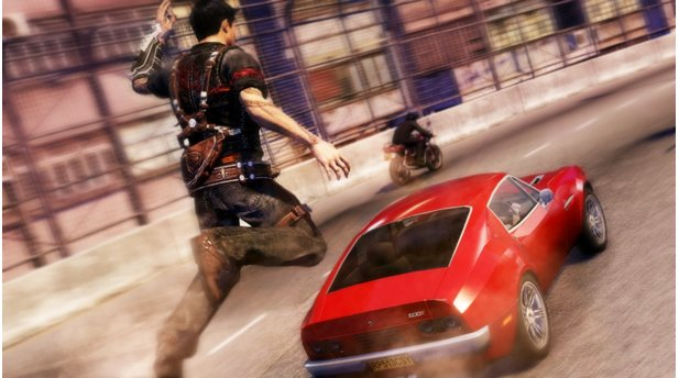 Sleeping Dogs - Screenshots aus dem »Square Enix Character Pack«