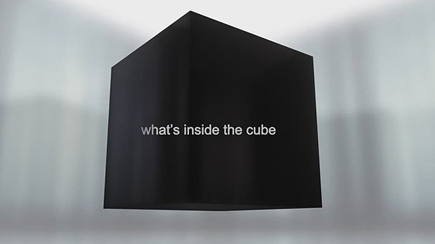 Curiosity: What's inside the cube? - Trailer