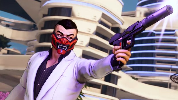 Agents of Mayhem - Knight-Rider-Trailer mit David Hasselhoff