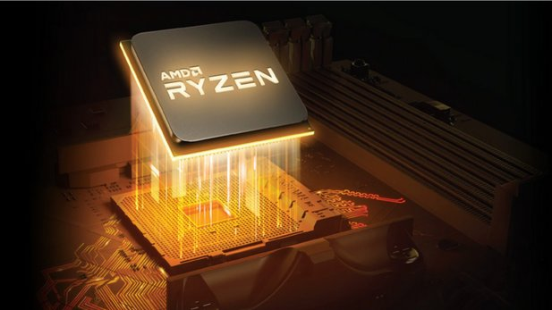 Together with several hardware manufacturers, AMD has introduced new B550 motherboards for the upcoming Ryzen 4000 CPUs.