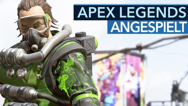 Apex Legends - Vídeo: Para quem o EAs Battle Royale vale a pena