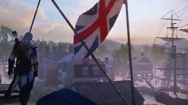 Assassin's Creed 3 - Gameplay-Video