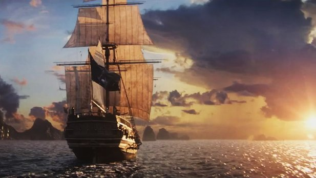 Assassin's Creed 4: Black Flag - Rendertrailer von der E3 2013