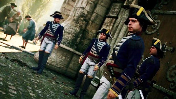 Assassin's Creed Unity - Nvidia-Trailer: Grafik-Effekte auf GTX-Karten