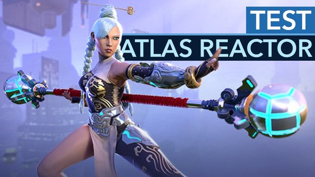 Atlas Reactor - Test-Video: Overwatch trifft XCOM