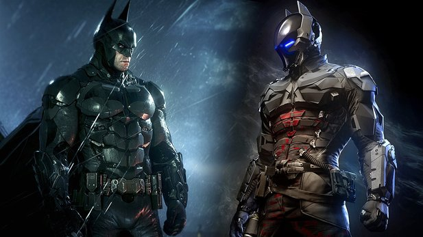Batman: Arkham Knight - CGI Ankündigungs-Trailer zum Next-Gen-Titel