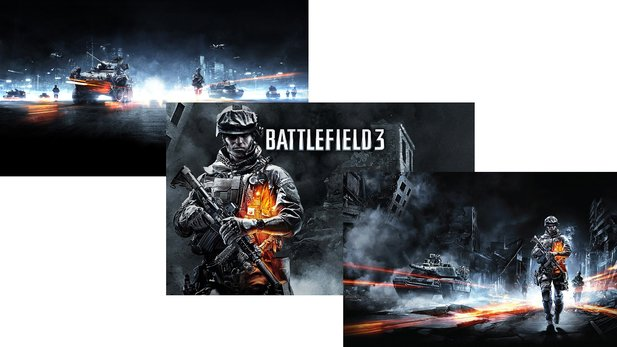 Battlefield 3 Wallpaper :