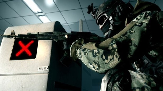 Video aus der Multiplayer-Alpha von Battlefield 3