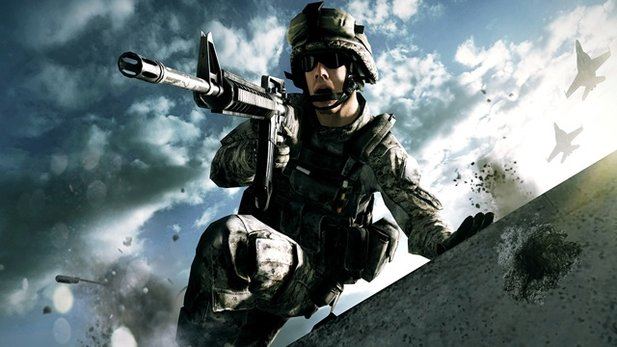 Multiplayer-Test-Video von Battlefield 3