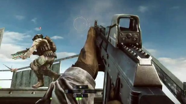 Battlefield 4 - Gamescom-Trailer mit Gameplay auf der Map »Paracel Storm«
