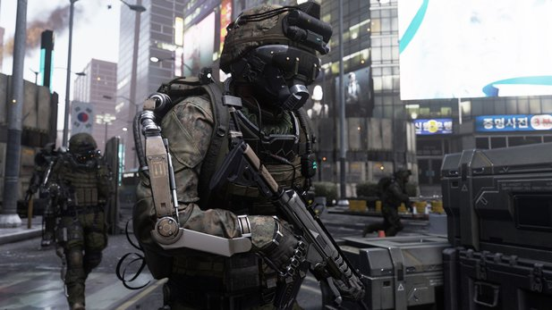 Sledgehammer Games verspricht einen innovativen Multiplayer-Modus für den Shooter Call of Duty: Advanced Warfare.