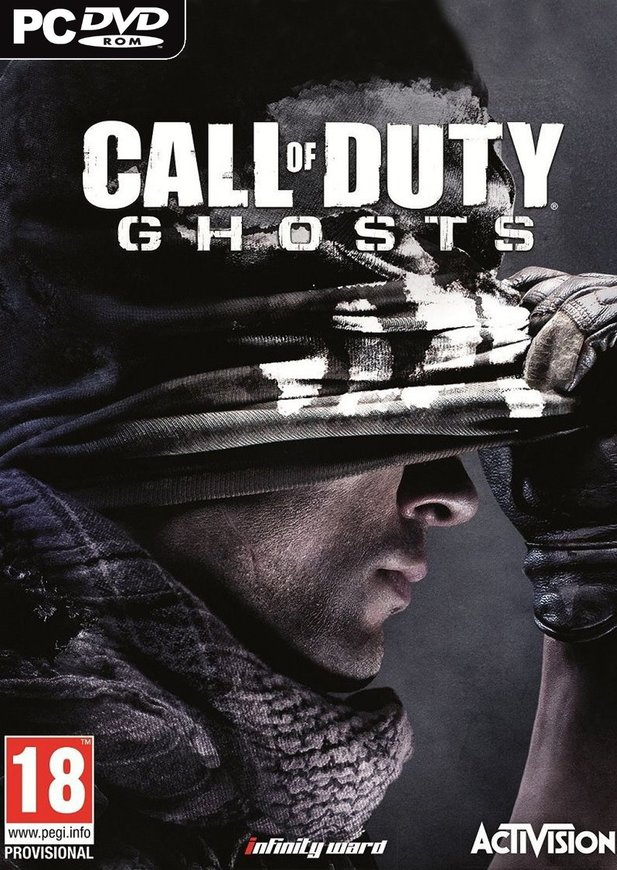 Call of Duty: Ghosts erscheint am 5. November 2013.