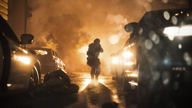 Vor allem mit der Story will Call of Duty: Modern Warfare punkten.