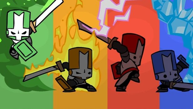 10-Minuten-Video von Castle Crashers