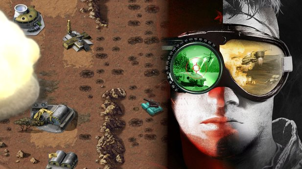 A nuclear bomb shell fires? No problem thanks to the source code of Command & COnquer Remastered.