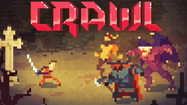 Crawl - Launch-Trailer: Der PvP-Hit verlässt Early Access