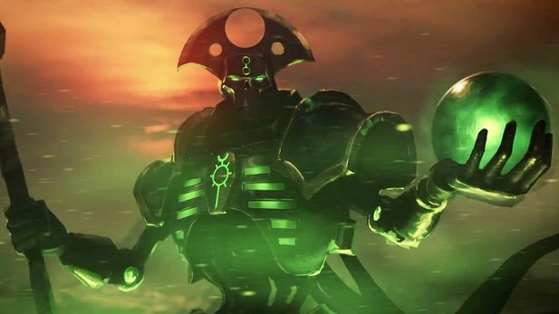 Dawn of War 2 - Trailer: Last-Stand-Charakter Necron Overlord gratis