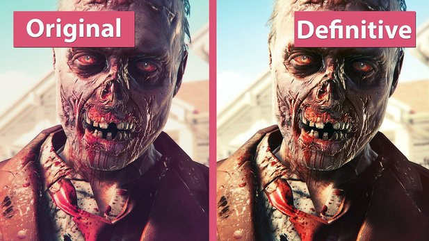Dead Island - Original und Definitive Collection im Grafik-Vergleich