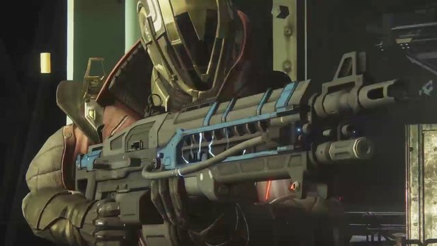 Gameplay-Video von Destiny