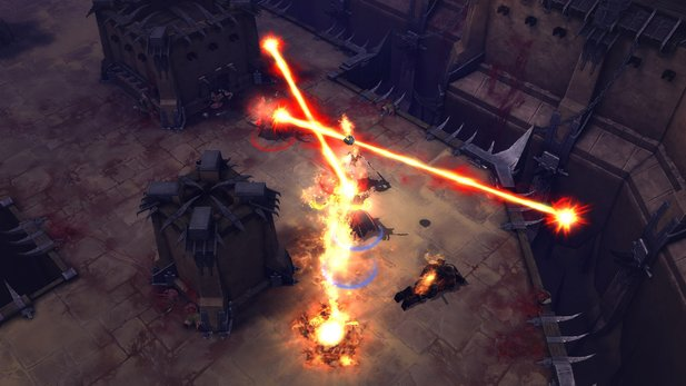 PvP-Arena in Diablo 3