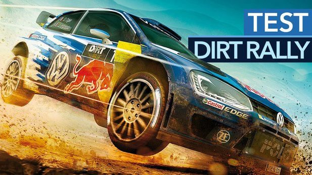 Dirt Rally - Test-Video zum Rallye-Kracher