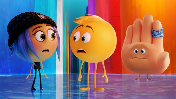 Emoji Movie - Trailer zur Animationskomödie stellt die Emojis vor