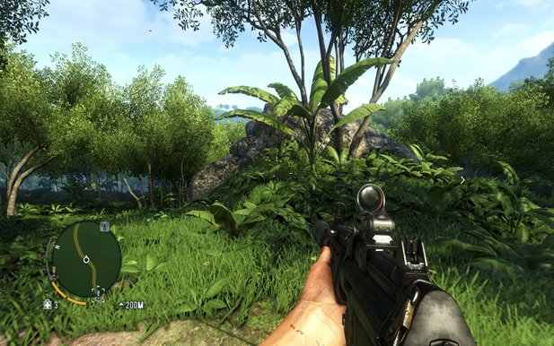 Zufalls-Terrain: Far Cry 3