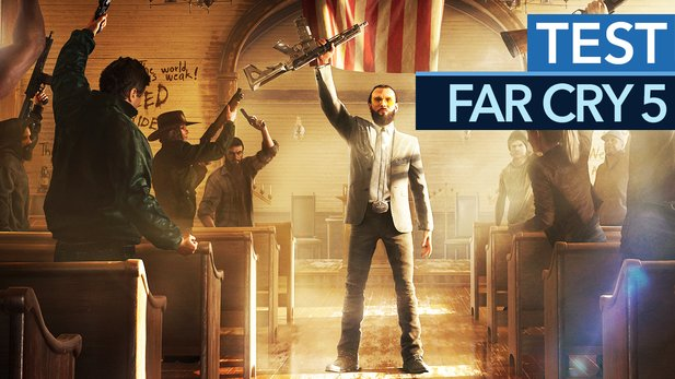 Far Cry 5 - Testvideo: Für wen der Open-World-Shooter sich eignet