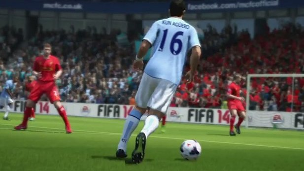 FIFA 14 - Feature-Trailer: Pure Shot und Real Ball Physics