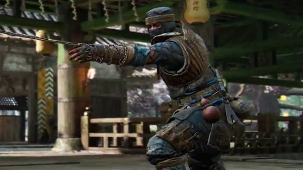 For Honor: Shadow & Might - Teaser-Video zu Season 2 zeigt neue Shinobi-Klasse