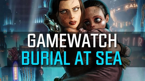 GameWatch: BioShock: Infinite - Burial at Sea - Video-Analyse: Was geschieht im Story-DLC?