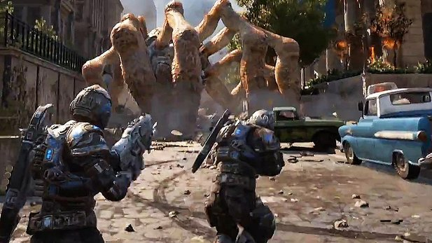 Gears of War 4 - 20 Minuten Gameplay: Der komplette Prolog