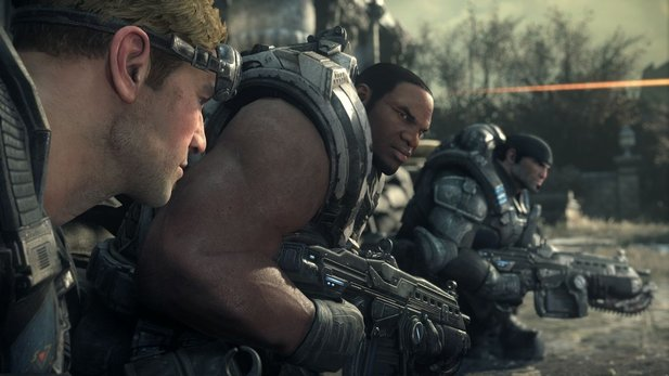 Gears of War Ultimate Edition - Opening-Cinematic im Video