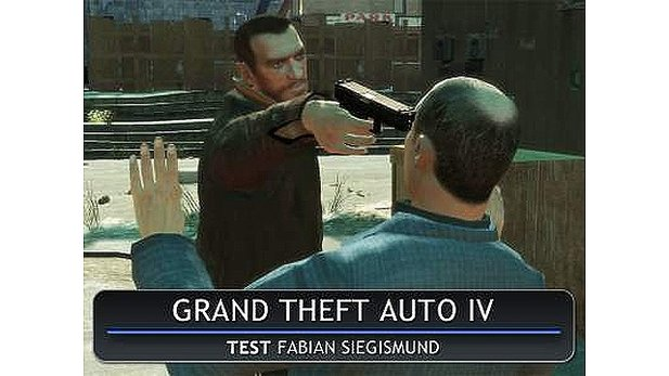Grand Theft Auto 4 - Test-Video zur PC-Version