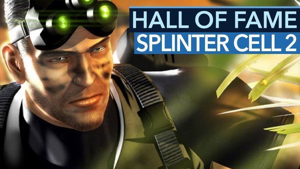 Hall of Fame der besten Spiele - Splinter Cell: Pandora Tomorrow