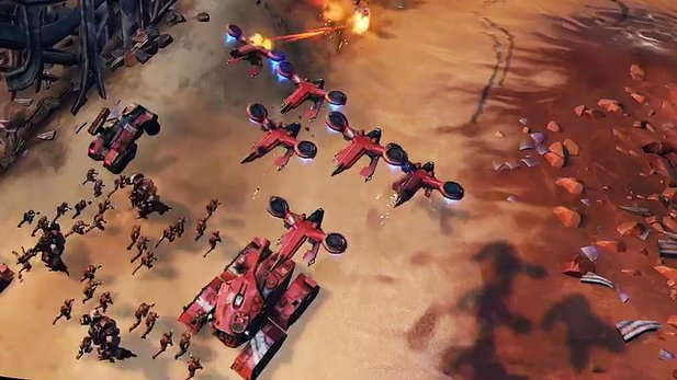 Halo Wars 2 - Trailer: Alle Multiplayer-Modi erklärt