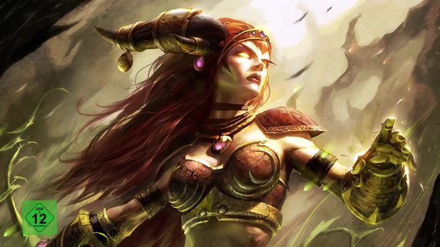Heroes of the Storm - Hero-Spotlight zu Alexstrasza im Video