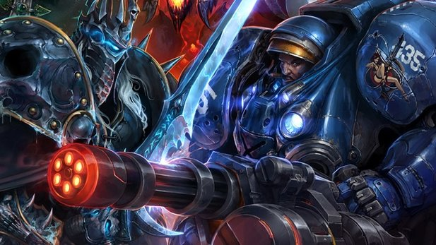 Heroes of the Storm - Vorschau-Video zum Blizzard-Dota